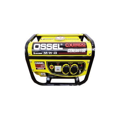 OSSEL GENERATOR CX 2200 GENSET CX 2200 GENERATOR 1000 WATT  GENSET 1000 WATT